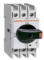 Трех-фазный выключатель нагрузки на 32 Ампера