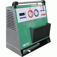 Полуавтоматическая станция для заправки автокондиционеров W.T.Engineering GANDA 1000