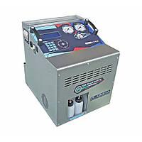 Автоматическая станция для заправки кондиционеров c/x и строительной техники W.T.Engineering GREEN