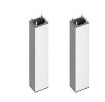 Domino XL ножки для шкафчиков Domino XL, длина 15 см (пол.)