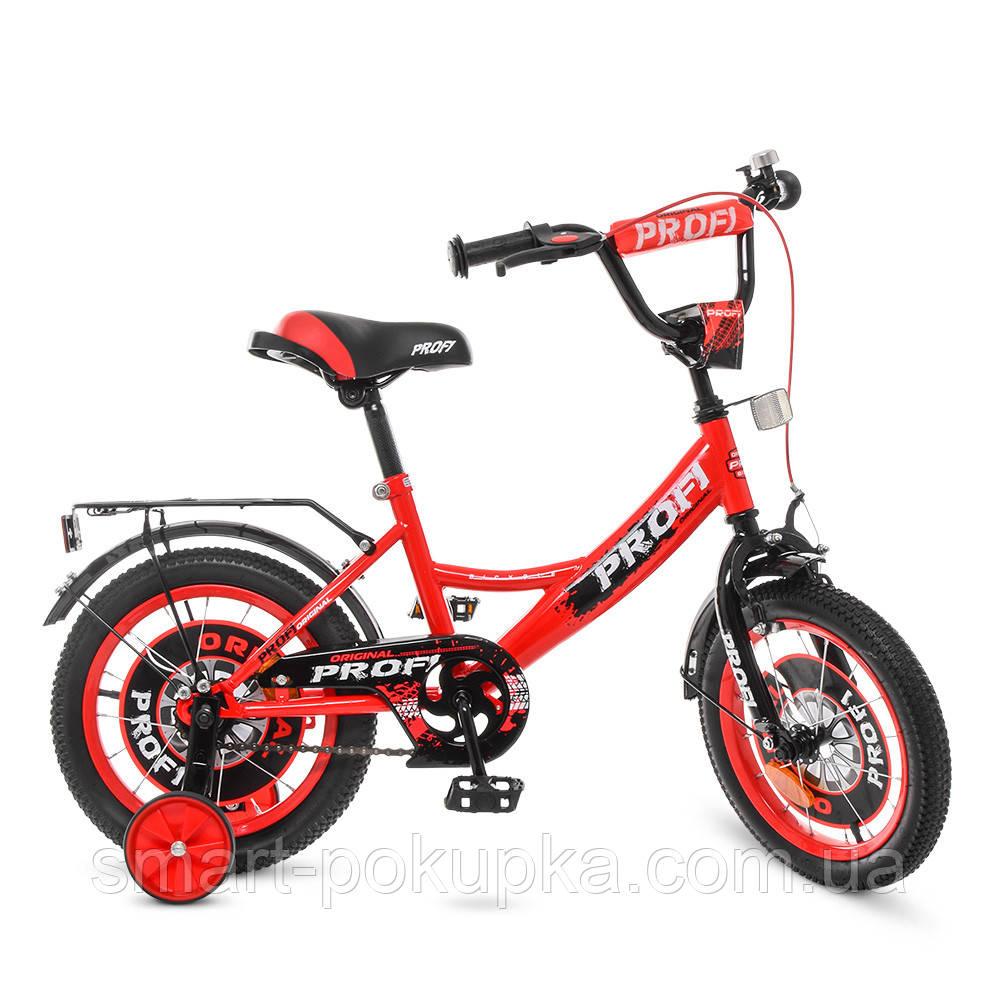 Велосипед детский PROF1 14д. Y1446