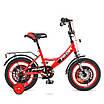 Велосипед детский PROF1 14д. Y1446, фото 2