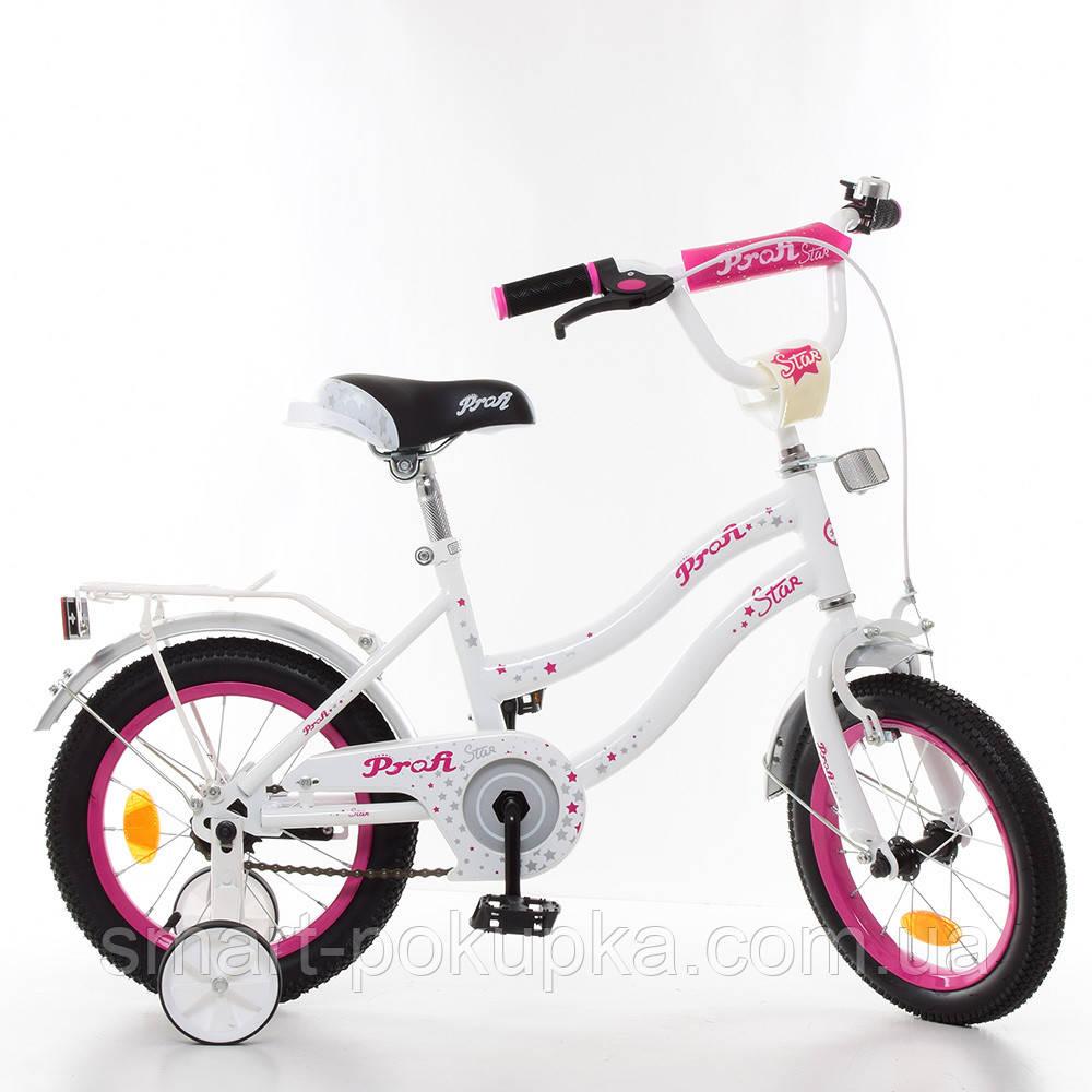 Велосипед детский PROF1 12д. Y1294
