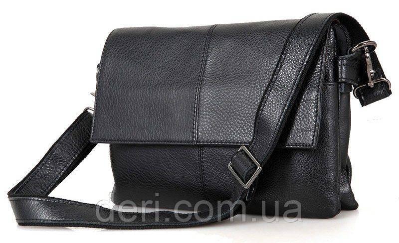 Сумка мужская Vintage 14409 Черная, Черный