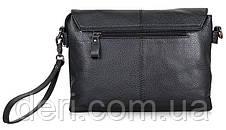 Сумка мужская Vintage 14409 Черная, Черный, фото 3