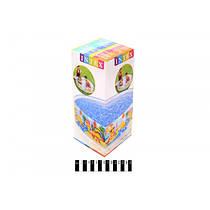Детский каркасный бассейн  Утиный риф Intex Интекс 58477 р.122*25 см