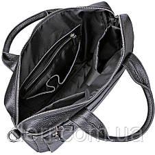 Сумка для ноутбука SHVIGEL 11000 Черная, Черный, фото 2