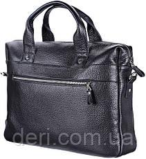 Сумка для ноутбука SHVIGEL 11000 Черная, Черный, фото 3