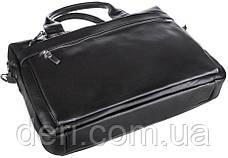Сумка для ноутбука SHVIGEL 11036 Черная, Черный, фото 3
