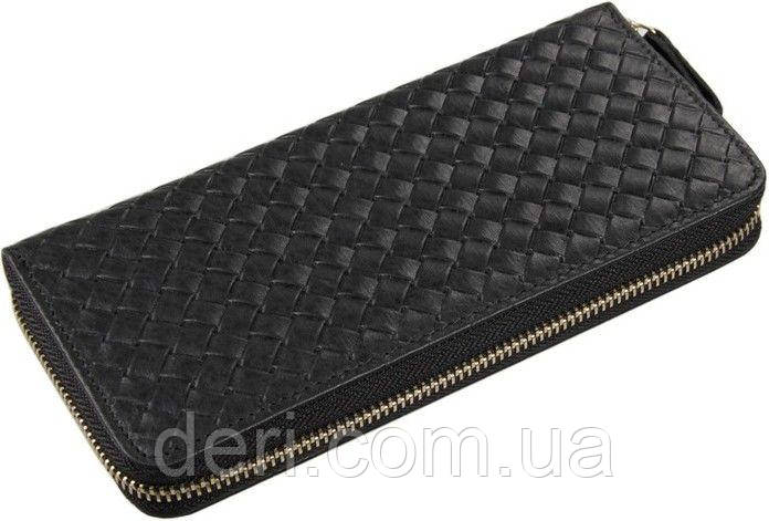 Мужской клатч Vintage 14460 Черный, Черный