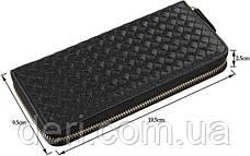 Мужской клатч Vintage 14460 Черный, Черный, фото 2