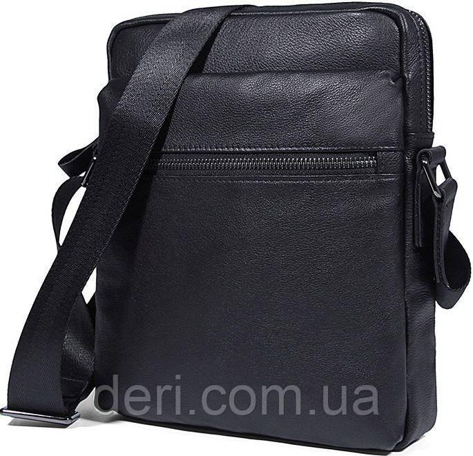 Сумка мужская Vintage 14486 Черная, Черный