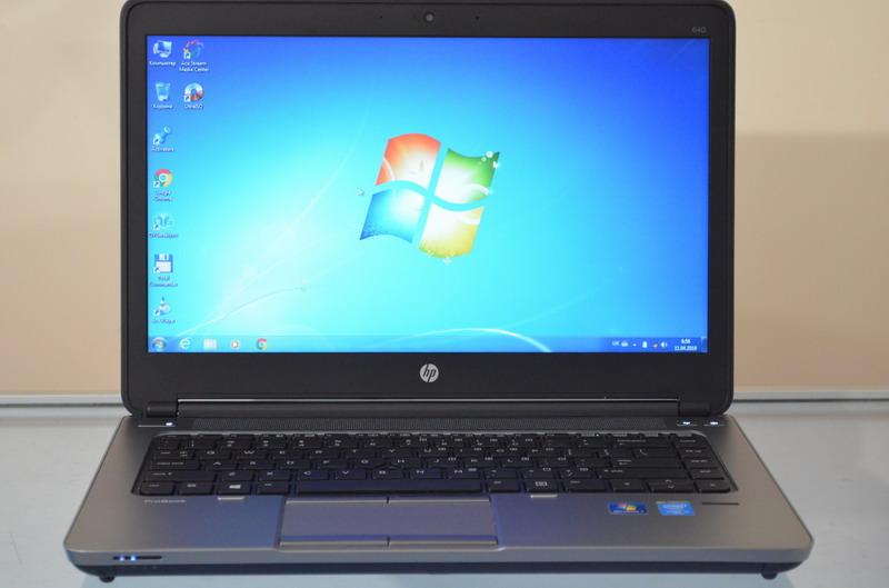 Ноутбук HP Probook 640 G1 Intel Core i5 / 4Gb / HDD 500Gb