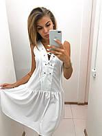 Женское летнее платье супер софт с 42 по 46 рр, фото 1