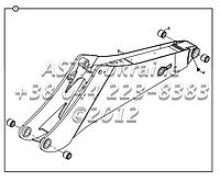 Стрела на Hidromek 102B