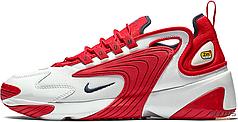 Мужские кроссовки Nike Zoom 2K Red White AO0269-102, Найк Зум 2К