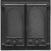 Каминные дверцы Pisla HTT 102 (500x500)