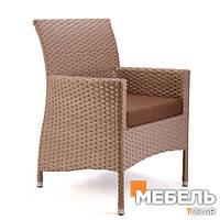 Плетеная мебель из ротанга, Кресло Капри.от производителя, ротанговая. Для кафе, бара, ресторана