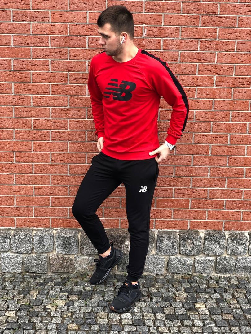 Спортивный костюм New Balance. Мужской спортивный костюм. ТОП качество!!!