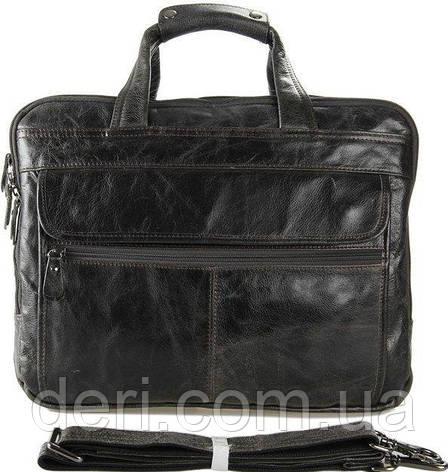 Сумка мужская Vintage 14364 Болотная, Болотный, фото 2