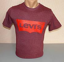 Мужская футболка спортивная хлопок М раз (J-134)