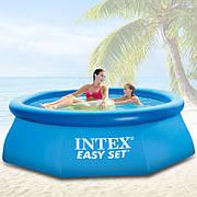 Надувной бассейн INTEX 28110 размер 244х76см