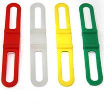 Велосипедный высокопрочный держатель ремешок Силиконовые фиксированные ремешки для мобильных телефонов - 1TopShop, фото 2