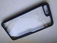 Чехол бронированный для Xiaomi Mi A1  с прозрачной крышкой
