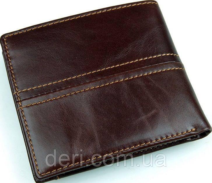 Кошелек мужской Vintage 14503 Коричневый, Коричневый