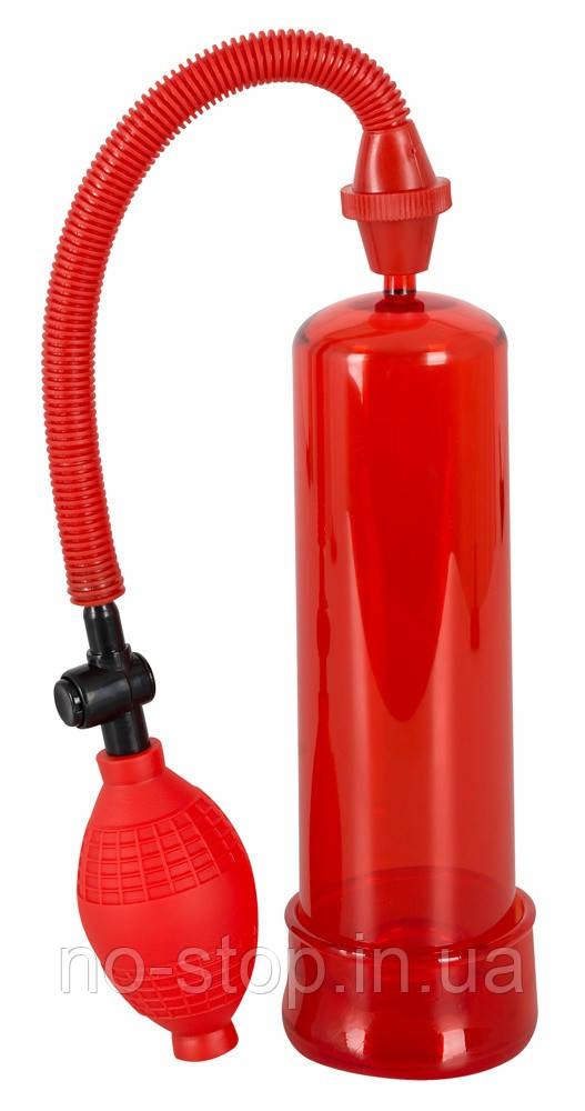 Вакуумная помпа - Penis Pump
