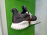 Мужские кроссовки Adidas Alpha Bounce gray, фото 2