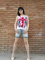 Шорты женские джинсовые DSQUARED 2220-1
