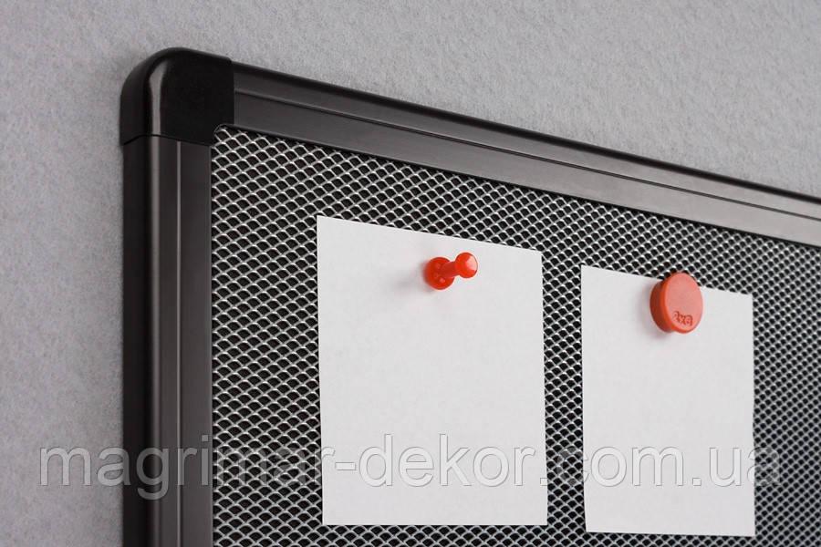 Доска дизайнерская магнитно-кнопочная 2х3 PinMag