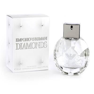 Оригинальные женские духи GIORGIO ARMANI Emporio Armani Diamonds 100ml, шлейфовый цветочно-фруктовый аромат