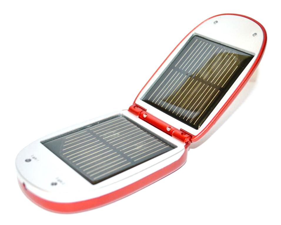 Зарядное устройство на солнечной батарее (Solar Charger), фото 1