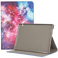Чехол Galeo Flex TPU Print для Huawei Mediapad T5 10 (AGS2-L09) Galaxy