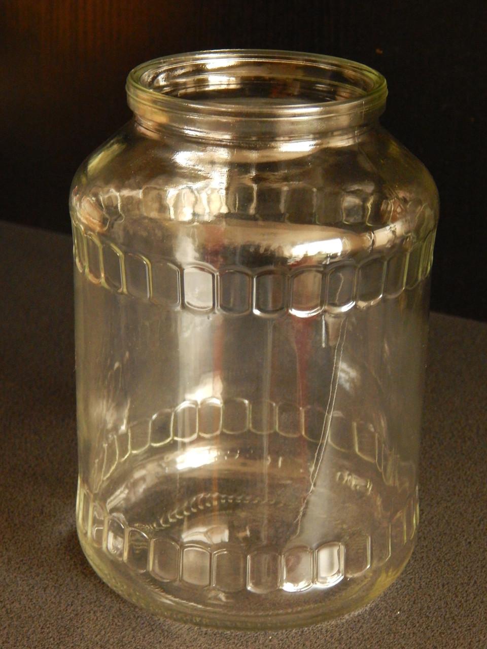 Банка стеклянная 1,5 л СКО I-82 (8 штук в упаковке)