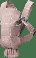 Рюкзак-переноска для новорожденных BB®Baby Carrier Mini (от 3,2 кг до 11 кг) ТМ BabyBjorn 21014 Pastel, Cotton