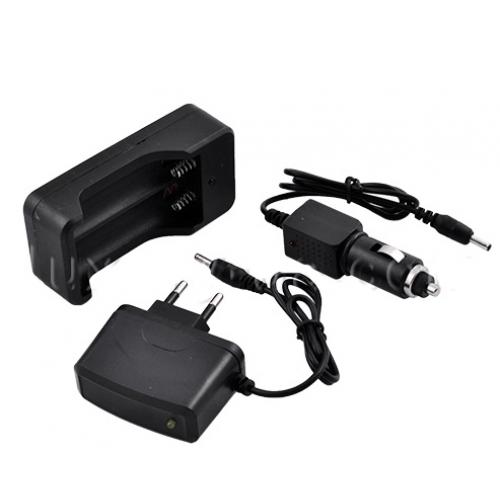 Зарядное устройство к фонарикам GH-SC01 (3 in 1 на 2 АКБ 18650)