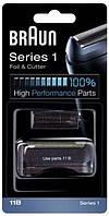 Аксессуар для бритв BRAUN блок+сетка series 1 11В , фото 1
