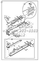 Телескопическая стрела B4-5-3-OP2/01 на Hidromek 102B