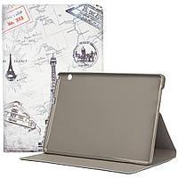 Чехол Galeo Flex TPU Print для Huawei Mediapad T5 10 (AGS2-L09) Paris