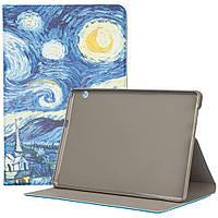 Чехол Galeo Flex TPU Print для Huawei Mediapad T5 10 (AGS2-L09) Van Gogh
