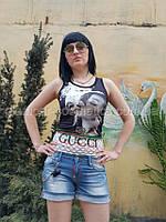 Шорты женские джинсовые DSQUARED 2215-1