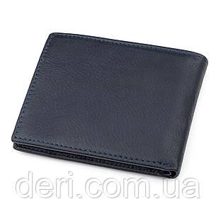 Мужской кошелек ST Leather 18321 (ST160) кожа Синий, Синий, фото 2