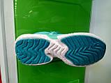 Женские кроссовки Adidas Alpha Bounce Blue, фото 6