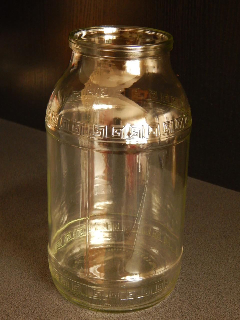 Банка стеклянная 1,85 л СКО I-82 (6 штук в упаковке)
