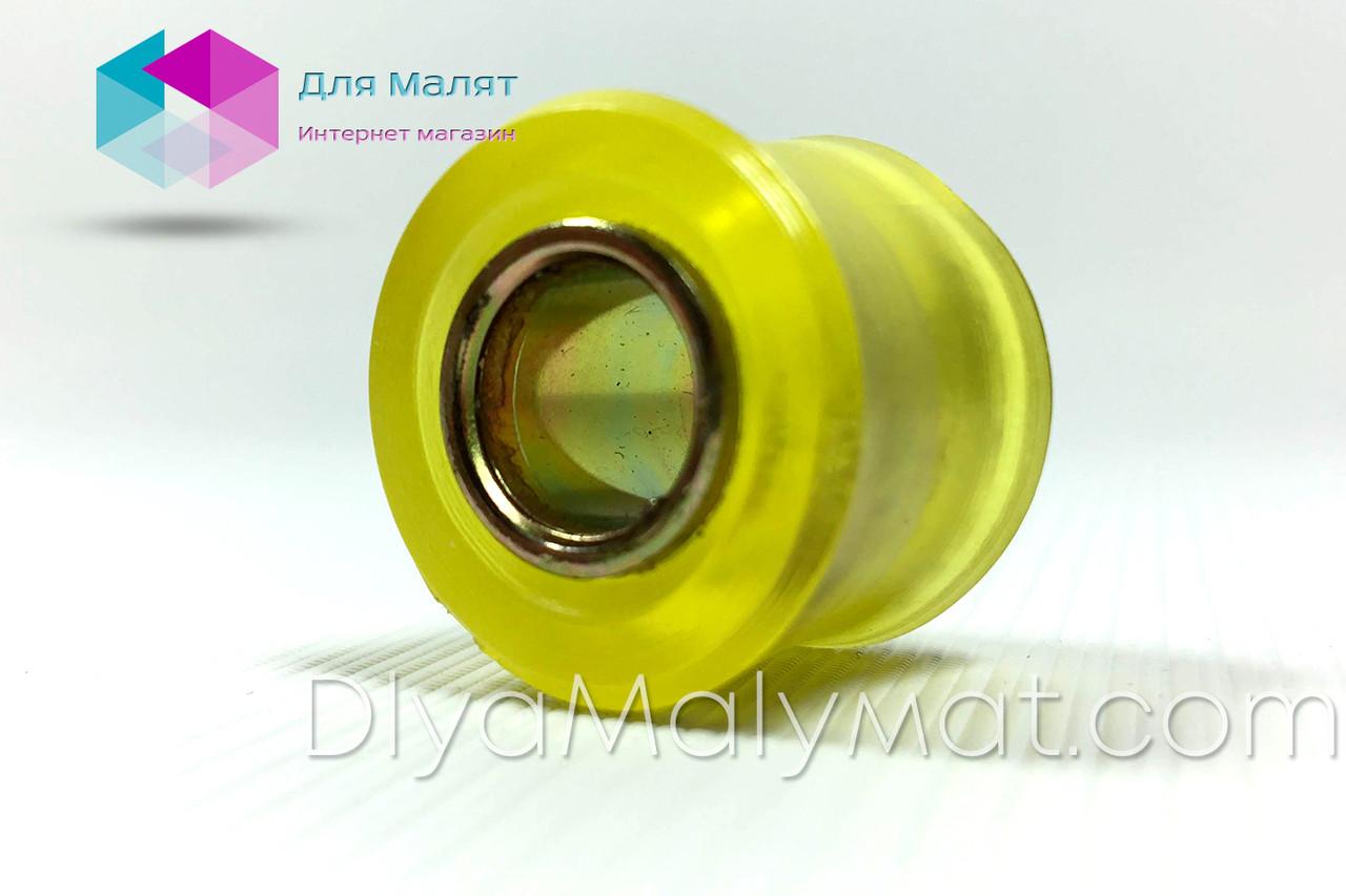 Сайлентблок амортизатора luxury yellow 10мм