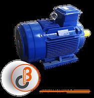 Электродвигатель асинхронный трехфазный АИР 56 A4 0,12 кВт 1500 об/мин