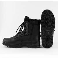 Ботинки горные тактические Mil-Tec (чёрные), фото 1
